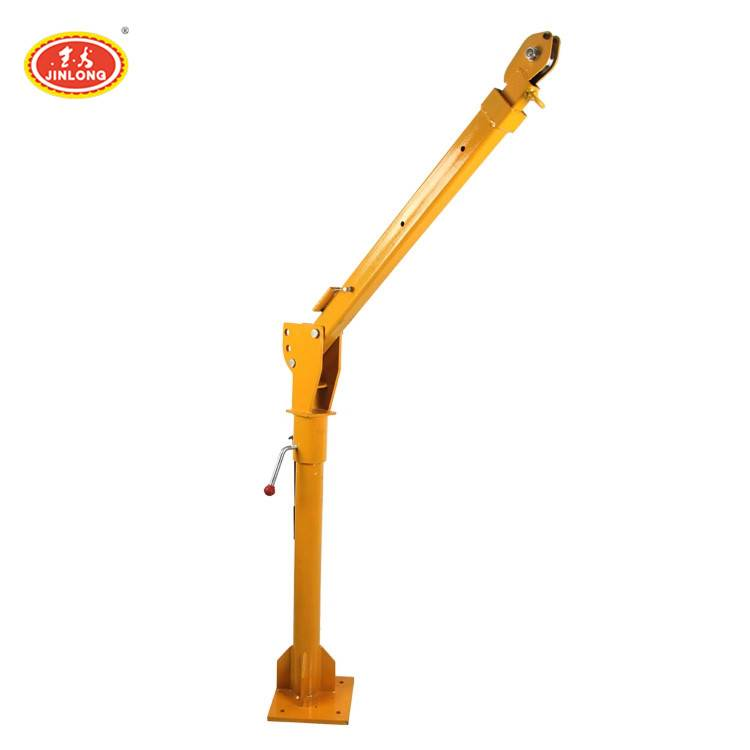 pickup truck mounted trailer crane specifications for sale in qatar india price