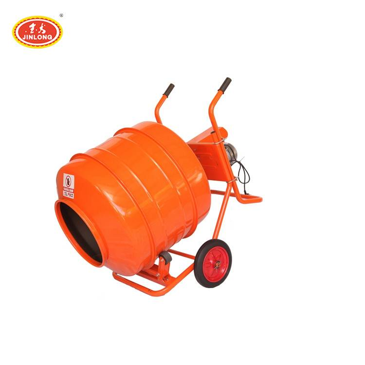 home light weight 350 l concrete mixer lime soil mixing machine in lino sella