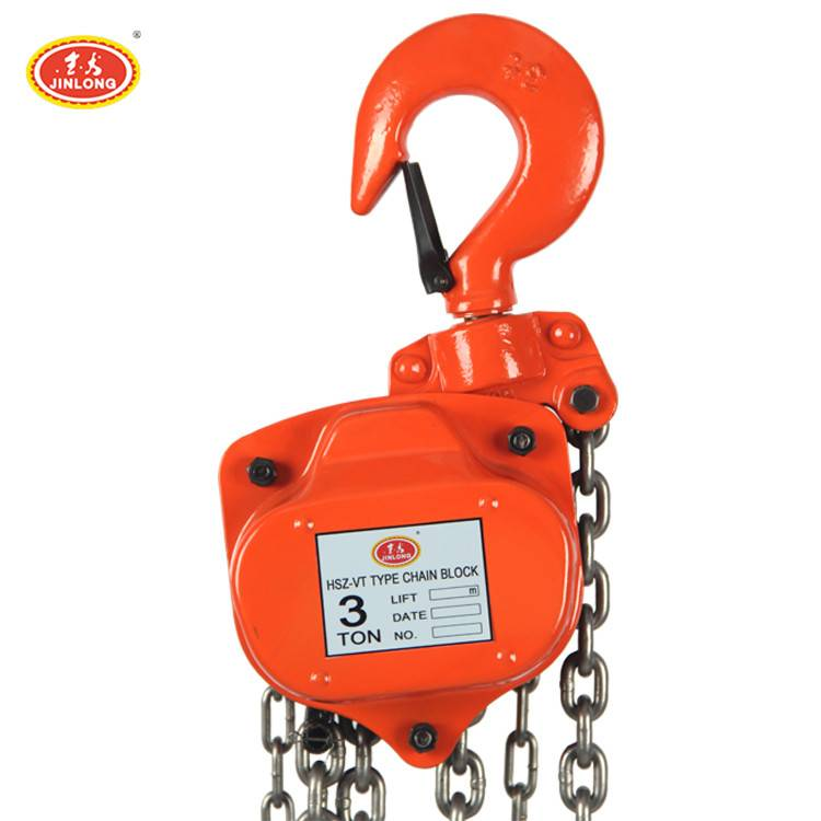 500 kg 10 ton construction lift machine endless rope chain load pulley block