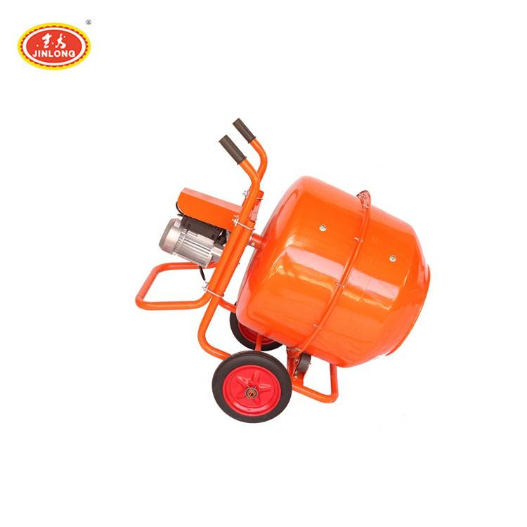 malaysia hand operated half bag js light concrete cement mixer for sale