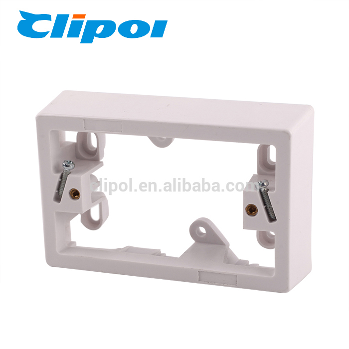 PC electrical terminal power mounting block for switches