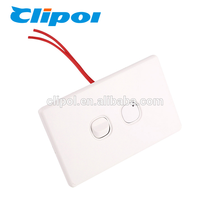 LED dimmer module SAA push button switch small light dimmer