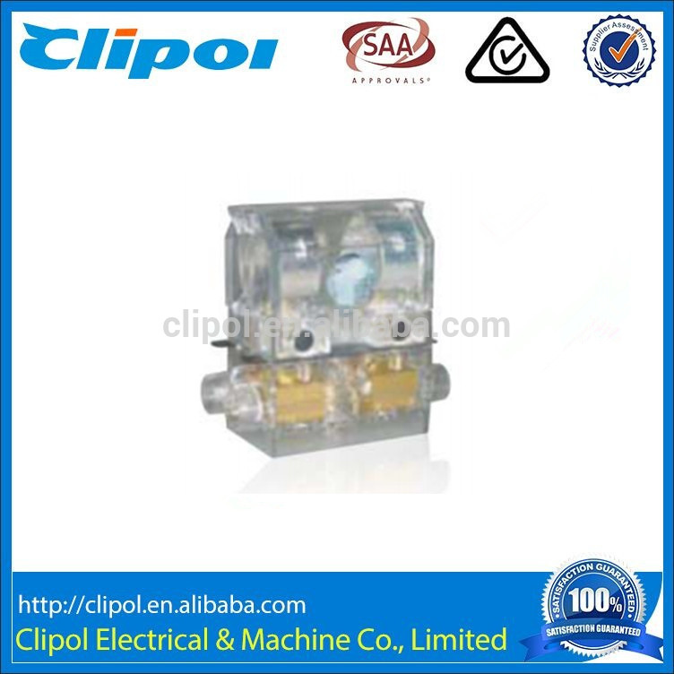 Experienced Manufacturer 500V 100A Transparent Wired HRC Fuse Holder