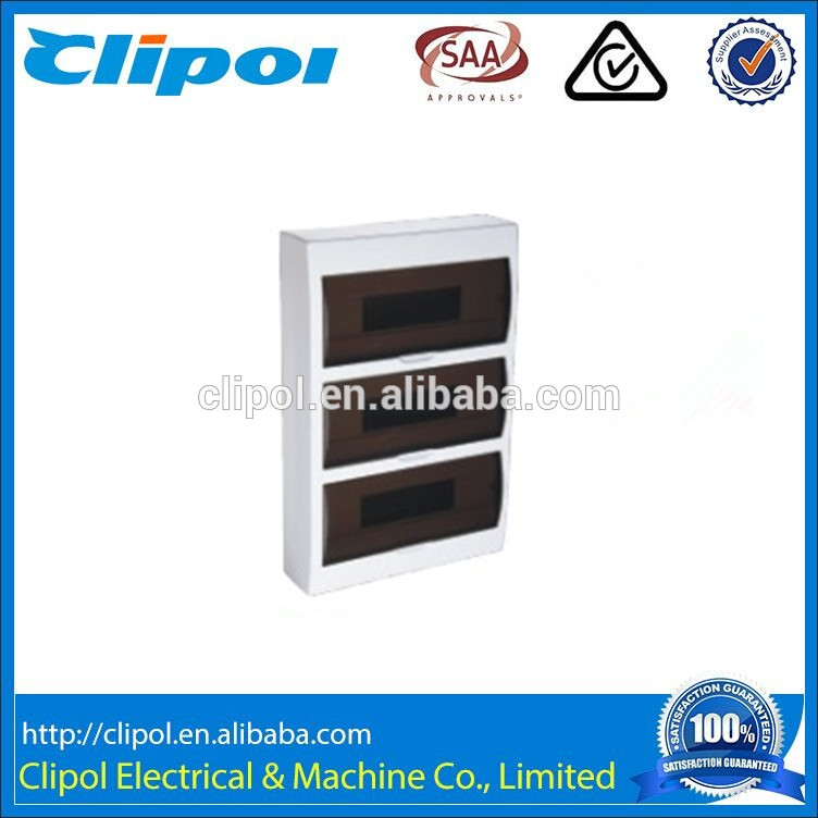 Wholesale 36 ways Surface Mount Distribution Box