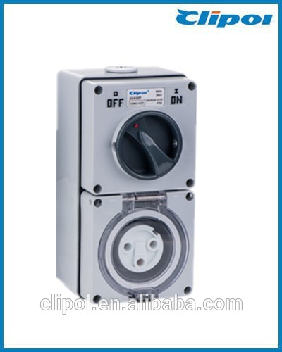 Australia durable Switched Sockets 3pin 20A Switched Sockets
