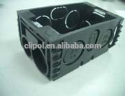 FBA plastic recess mounting box hard plastic box