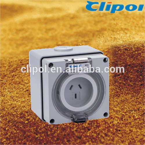 Featured products Online sale Socket Outlets Australia standard 10A 3 flat pin single phase electrical socket outlets