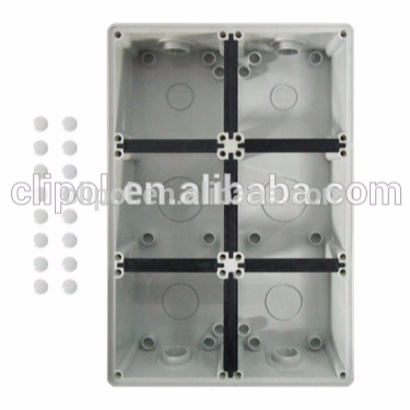 electrical outdoor Mounting Enclosure