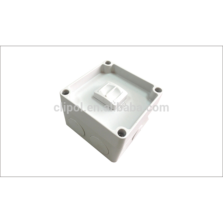clipol PC 1 gang waterproof electrical switch