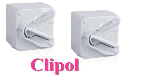 Australia first-class isolator IP66 1Pole 20A Weatherproof Mini Isolating Switches