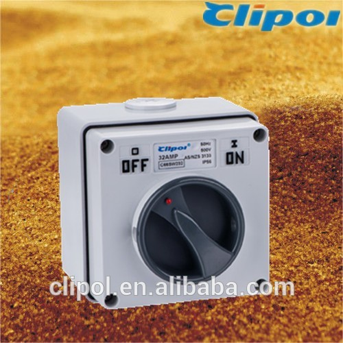 Featured products Hot selling 3Pole 10A surface switches IP56 Surface Switches Australia Waterproof surface switches Featured Image