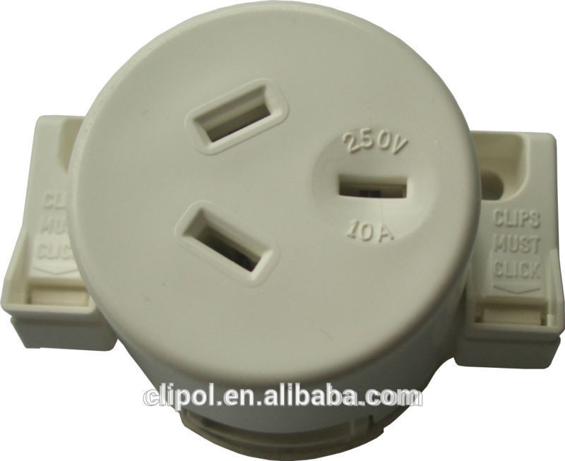 Australia standard 413QC Clipol new design connect surface outlet