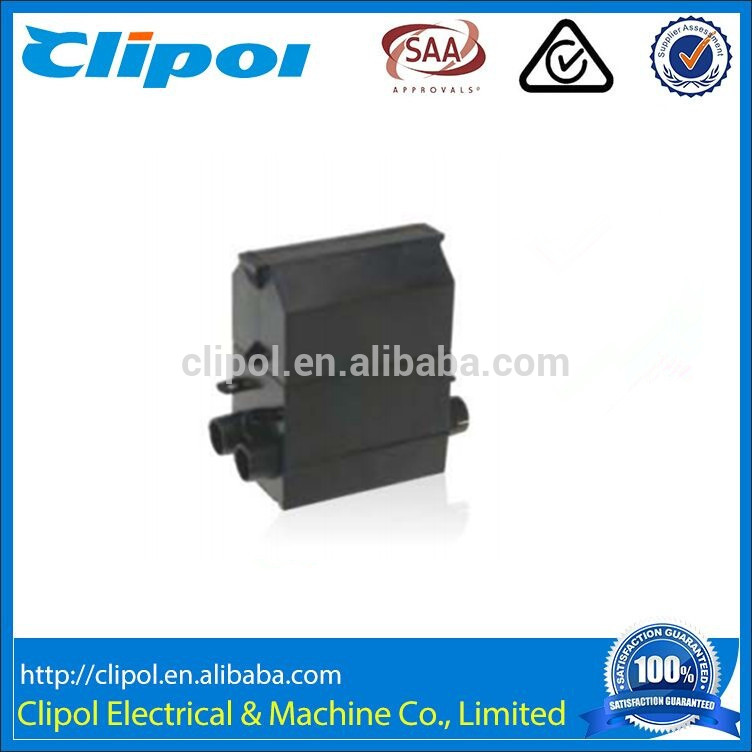 High Quality Safe 500V 100A Black HRC Fuse Holders For Australia