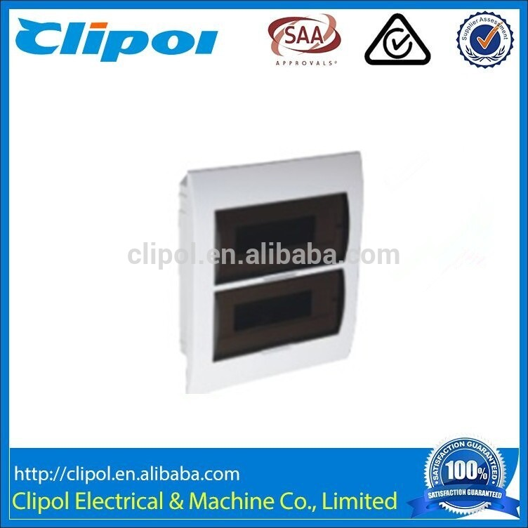 12 Ways IP40 Flush Mounted Switchboard Distribution Box