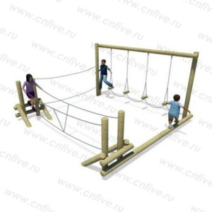 Low MOQ for Kids Playgrounds -