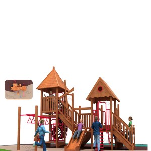 China New Product Kindergarten Playground -