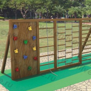2019 wholesale price non-standard outdoor playground for kids -