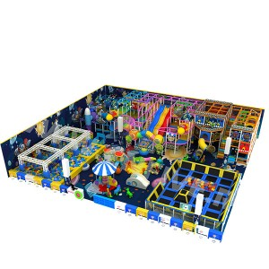 New Arrival China Children's Play Equipment -