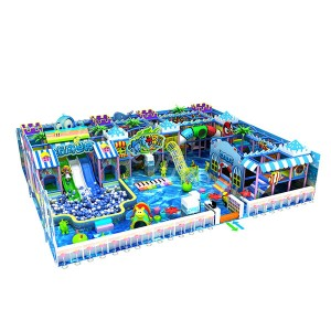 Children's indoor playground for shopping mall CNF-A169106