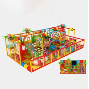 Children's sports and play equipment for kindergarten and for KFC.McDonald's CNF-A17107