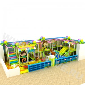 Kindergarten playground equipment for children from direct manufacturers buy CNF-A17101