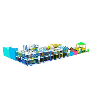 Factory wholesale Indoor Kids Play Area -