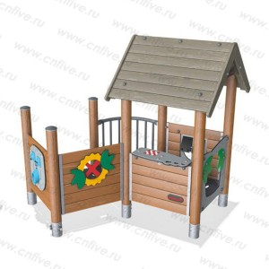 China OEM Kids Play Games Playground -