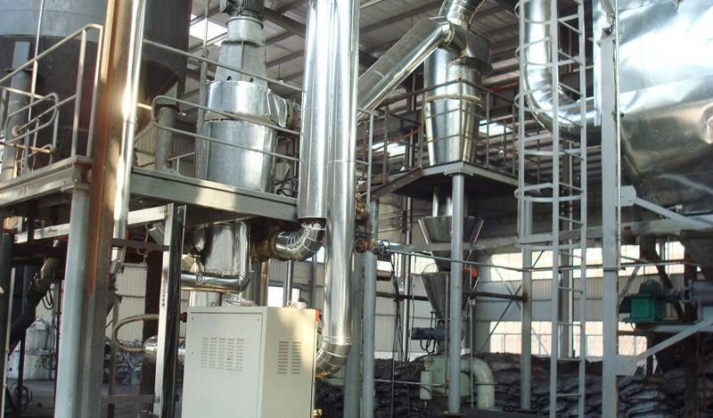 Solid waste processing technology