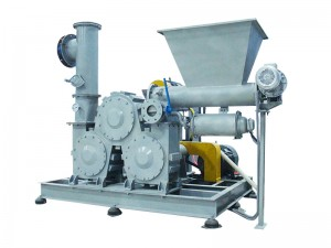LHF Powder taklap Machine
