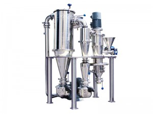 Reasonable price Puverizer - LHL-1 Laboratory Fluidized Bed Jet Mill – Zhengyuan