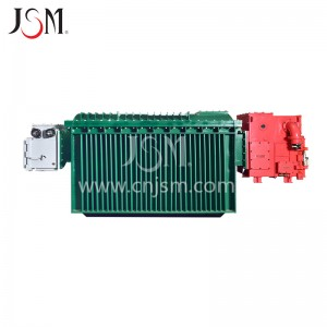 Good quality Flameproof Movable Dry-Type Transformer -