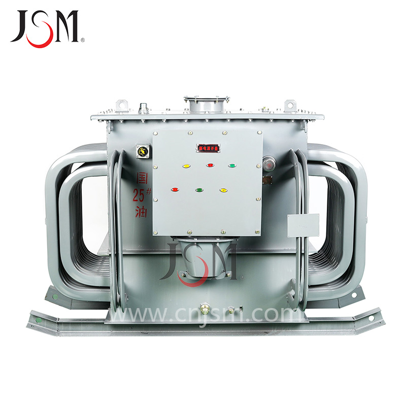 KS11 series 6kv, 11kv three phase oil-immersed mining transformer Featured Image