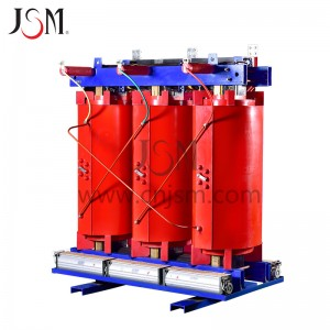 Resin insulation dry-type transformer