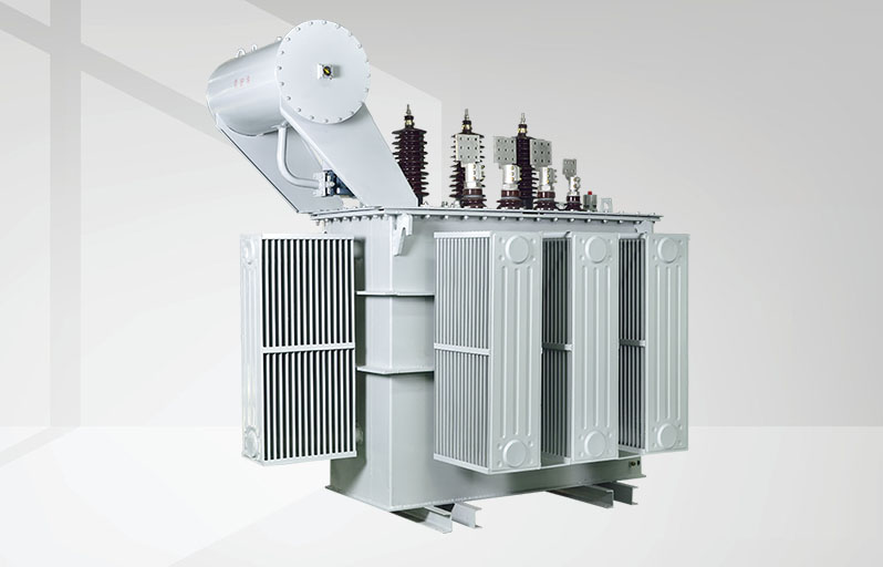 Olie gedompel Power Transformer