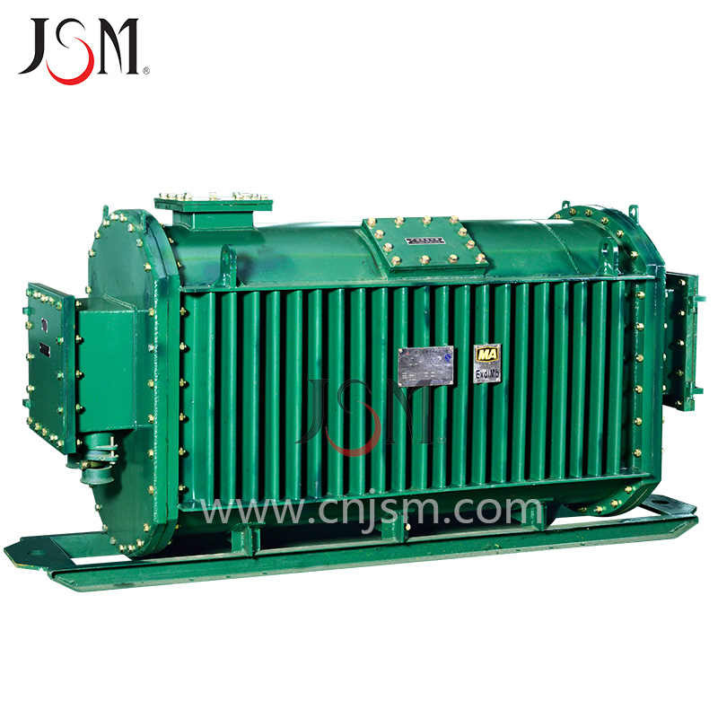 KBSG series 6kv, 11kv flameproof movable dry-type transformer Featured Image