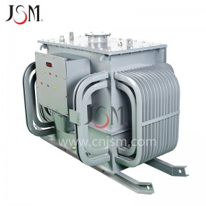 KS11 series 6kv, 11kv three phase oil-immersed mining transformer