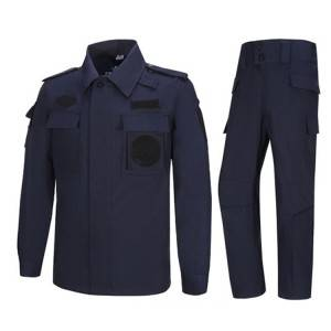 New Design Wholesale High Quality Military Uniform Security Uniform Tactical Uniform