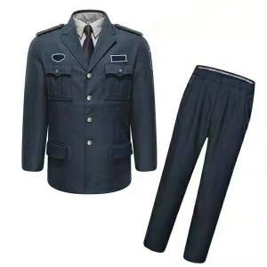 New security suit spring and autumn long sleeve