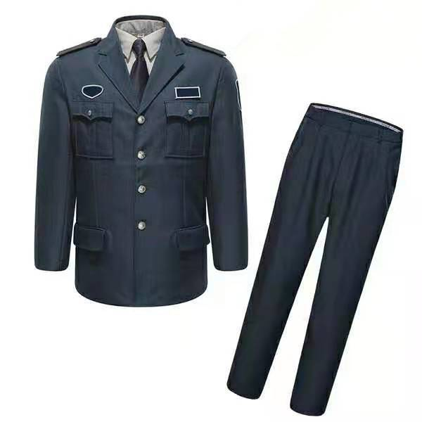 New security suit spring and autumn long sleeve Featured Image