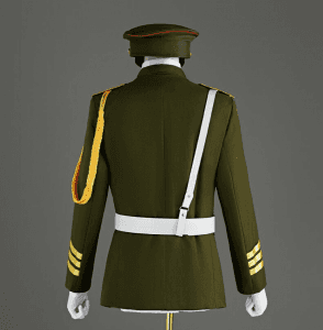 Custom military ceremonial uniform military ,Army suit