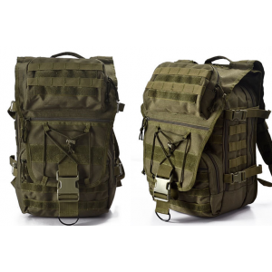 Outdoor Army Waterproof Military Backpack Camouflage Camping Bag Tactical Backpack