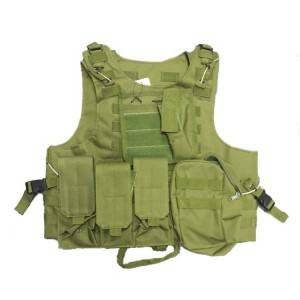 Military Army Tactical Combat Vest For Shooting and Outdoor Hunting Games