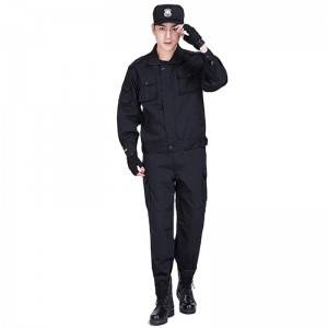 security guard uniform custom guard work wear uniform security suits