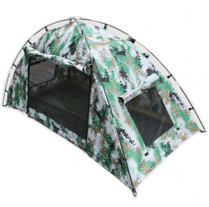 Factory direct sales outdoor camouflage digital single soldier tent