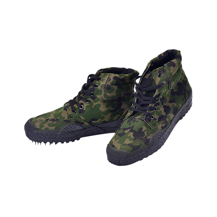 Camouflage army tactical camouflage shoes military shoes men's combat shoes