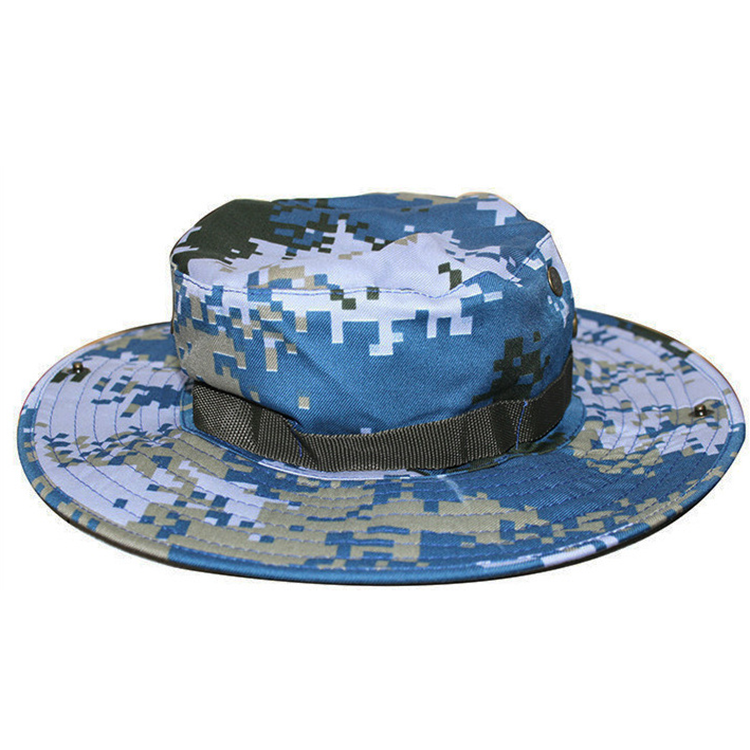 High-quality  Jungle Camouflage low-cost  multi-color caps for officers  Desert Camouflage