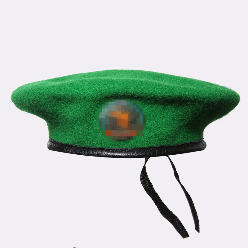 Custom Label Military Berets Caps Wholesale Beret With Braided  Ribbon