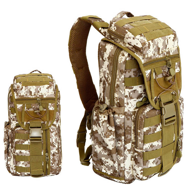 Sports camouflage backpack outdoor mountaineering bag tactical Backpack