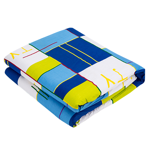 Hot sale all-cotton warm military training quilt mattress student quilt dormitory single person