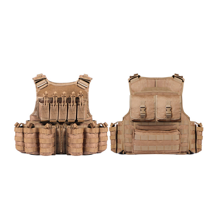 Wholesale Outdoor Sports Protective  Tactical Hunting Vest Military Equipment